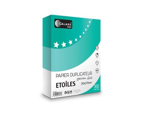 Papier duplicateur etoile 300-3